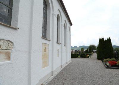 Sanierung einer Kirche durch den Fachbetrieb Krug Sanierung GmbH & Co. KG